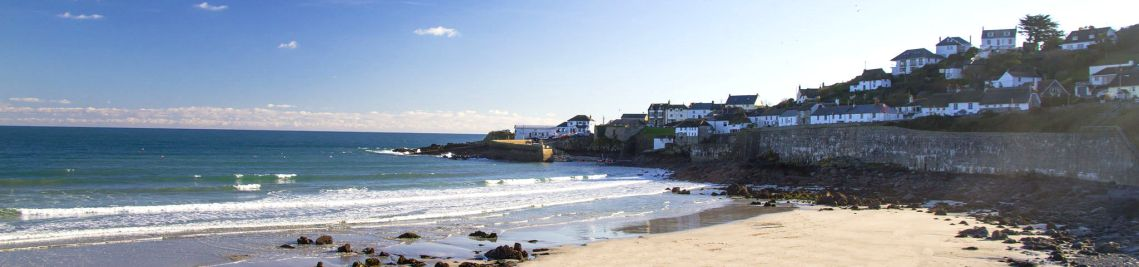 Coverack Self Catering Cottages Cornwall