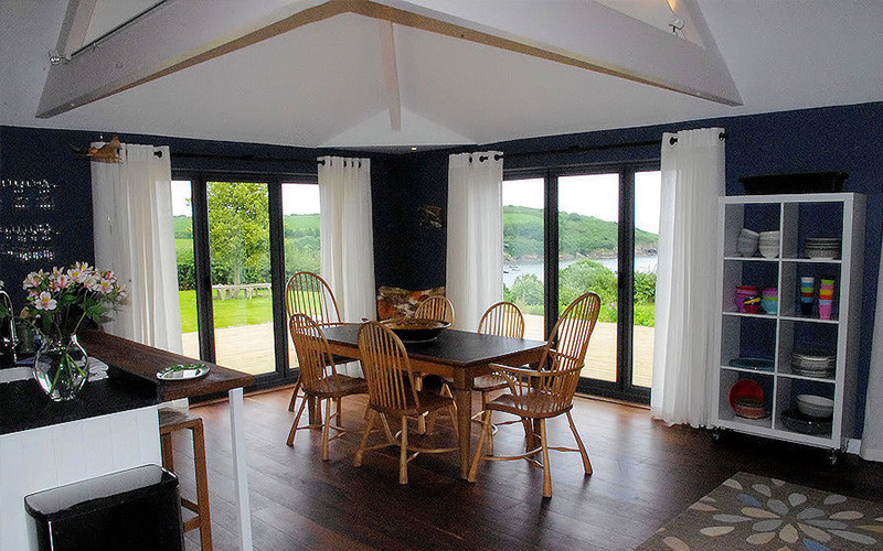 Slopes Cottage - Dining area - Cornwall Self Catering