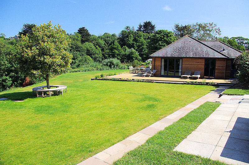 Slopes Gillan self catering cornwall