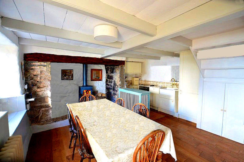 Cornish Kitchen - self catering Cornwall from Lindford House