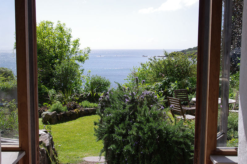 Self Catering Cottage Cornwall - next to nature