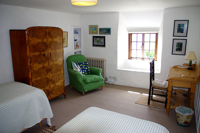 Self Catering Cornwall - peace and quiet