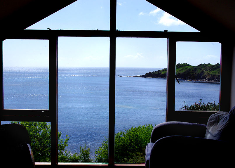 A room with a view - Sunnyside Cottage Cornwall