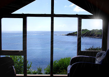 Cornwall sea view cottages from Lindford House