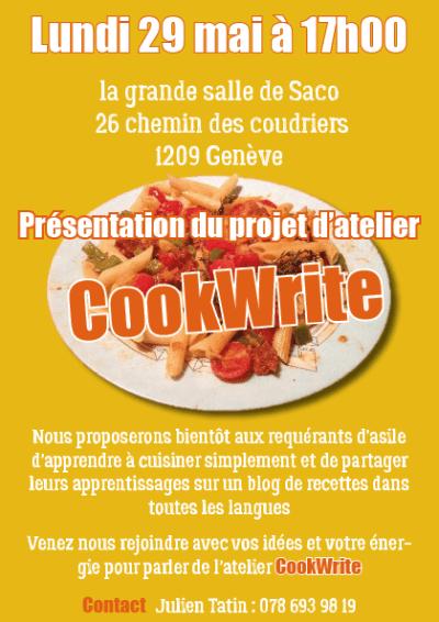 Flyer CookWrite