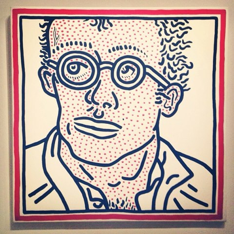 Selfportrait, 1985