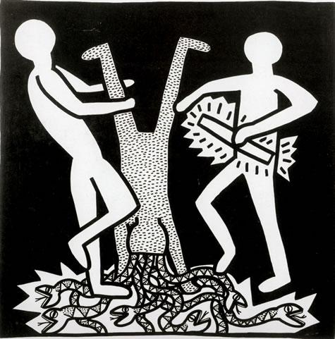 Senza titolo [V], 1981