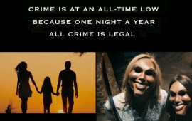 the purge the crime is legal
