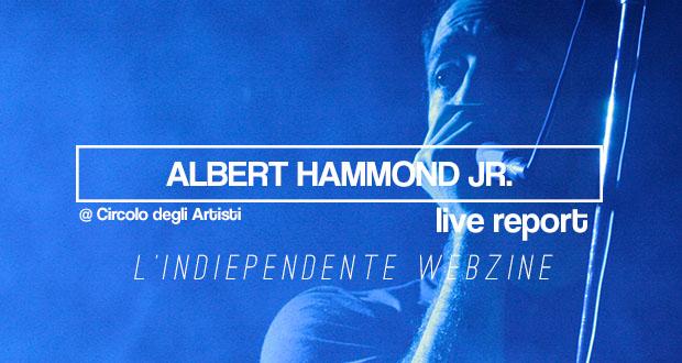 Albert Hammond Circolo degli artisti