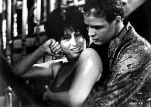 Brando e la Magnani-Pelle di serpente