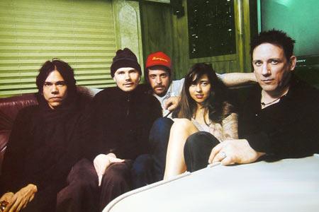 Con Billy Corgan