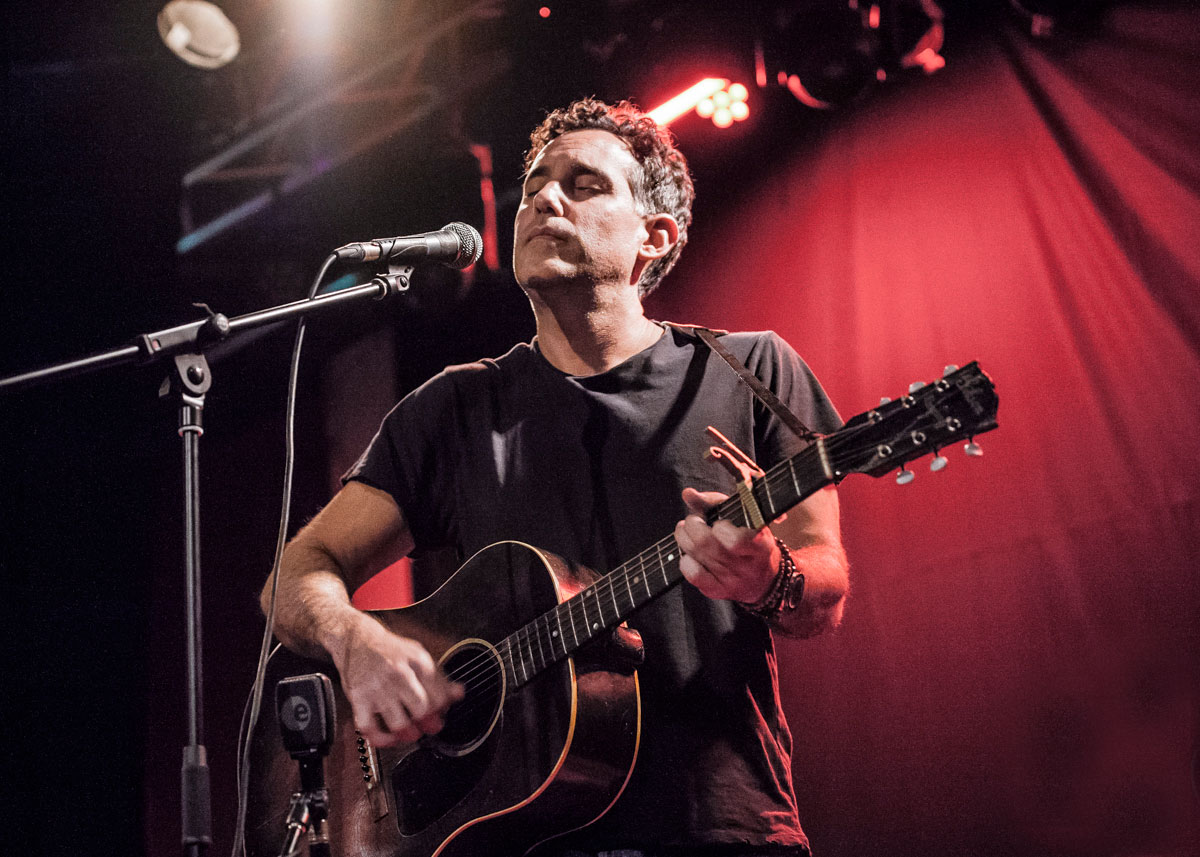 Joshua Radin - Live, Bologna