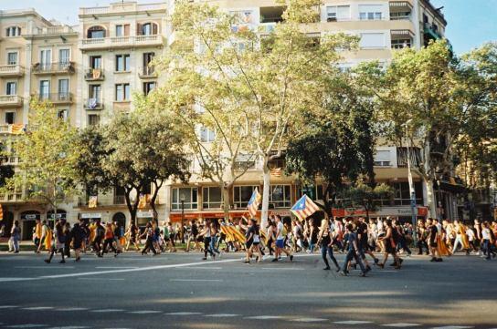Proteste 3 Ottobre, foto di Giacomo Cortese
