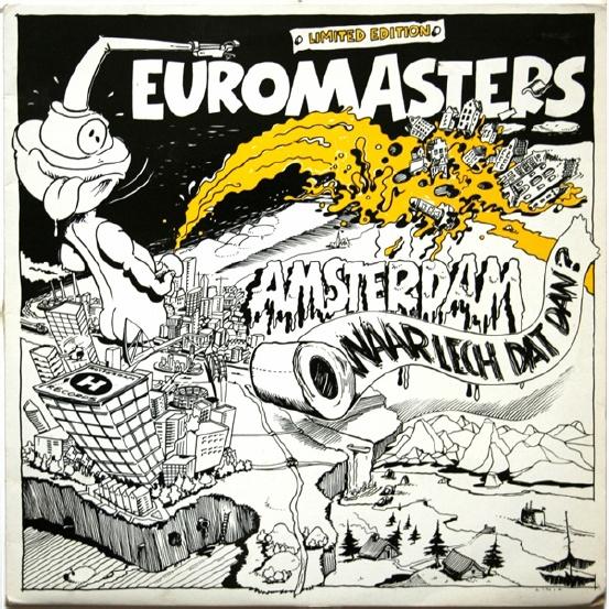 Euromasters – Amsterdam Waar Lech Dat Dan? - 1992