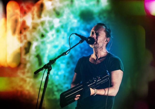 Thom Yorke live