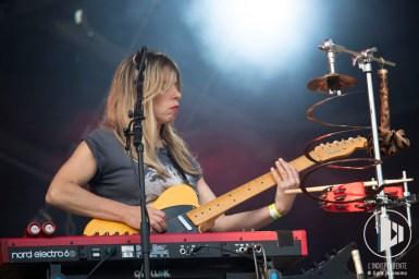 Anna Calvi band