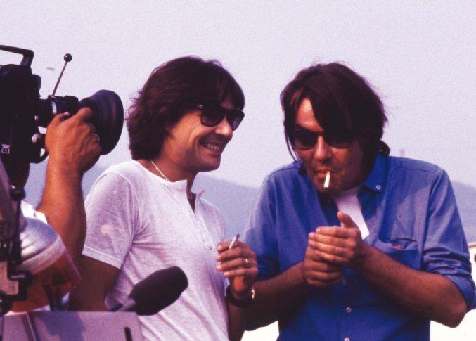 Con Mauro Pagani