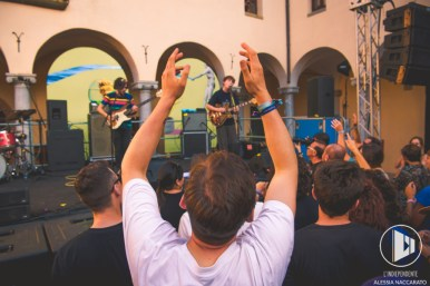 Boy Azooga Ypsigrock Festival