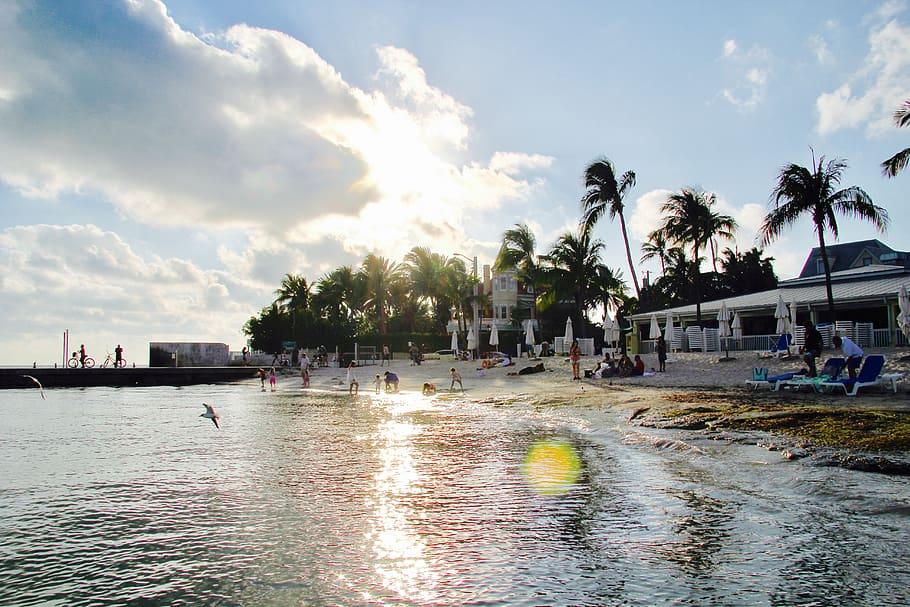 Uno scorcio dell'isola di Key West