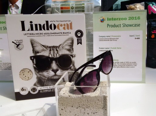Lindocat at Interzoo