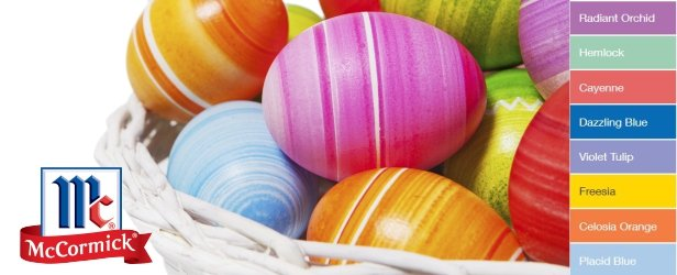 McCormick Egg Dyeing Tips-link