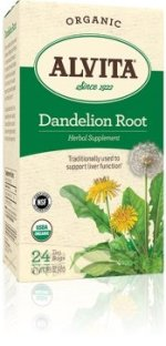 Alvita Herbal Tea Monthly April 2016-dandelion