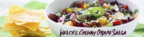 Welchs MonthlyJune 2016 Salsa recipe