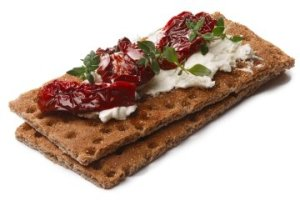 Amazing Crispbread & Flatbread toppings-sundried tomato