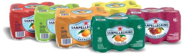 Sanpellegrino Aug 2016-flavours