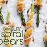 Prosciutto & Pastry Wrapped Asparagus-slider