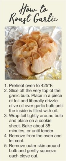 How to Roast Garlic-inset