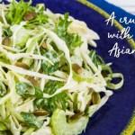 Cabbage & Celery Slaw-main
