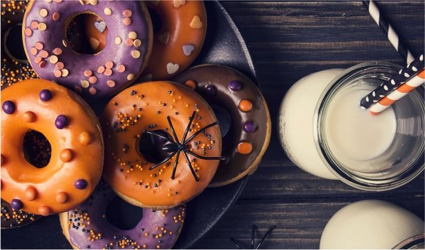Pumpkin Doughnuts-feature