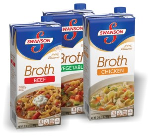 Swanson Broths NOV Monthly 2017-flavours