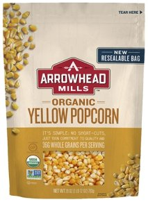 Arrowhead Mills-Yellow Popcorn-Monthly MAR 2018-bag