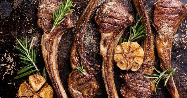 Cumin Spiced Lamb Chops