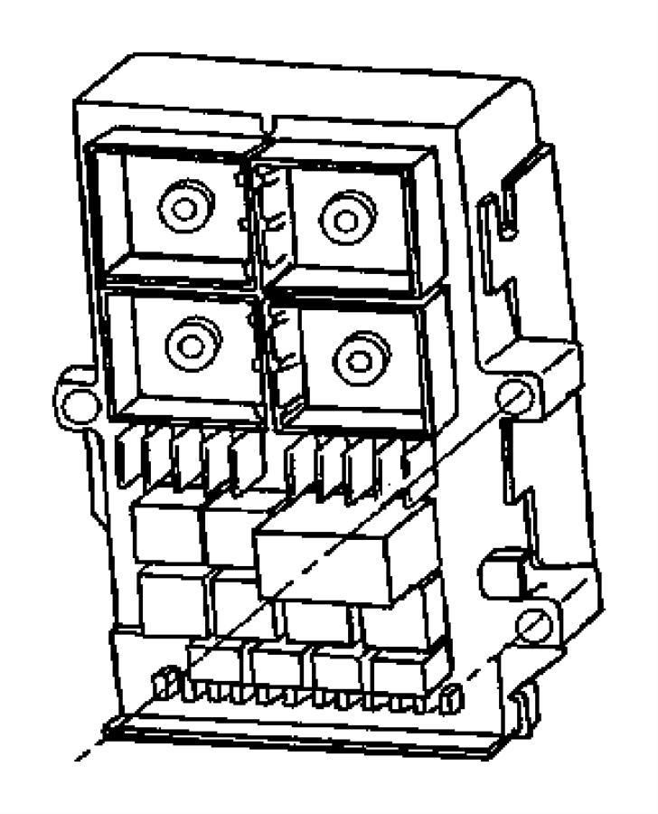 Ram ProMaster 2500 Fuse. 2014-18, 30 amp. 30 amp. IN