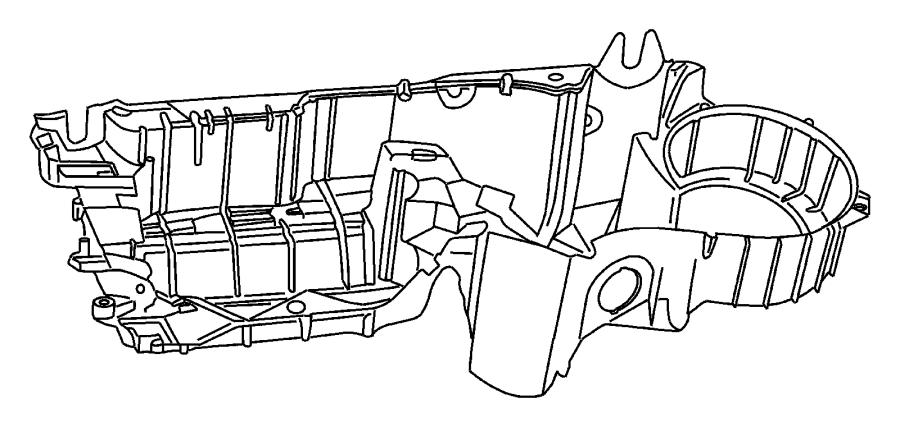 Dodge Durango Hvac blower motor resistor. Heater, air