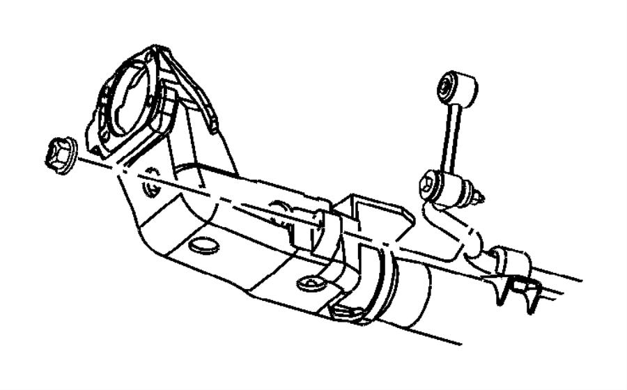 Dodge Grand Caravan Link. Stabilizer. Kit. Suspension. Bar