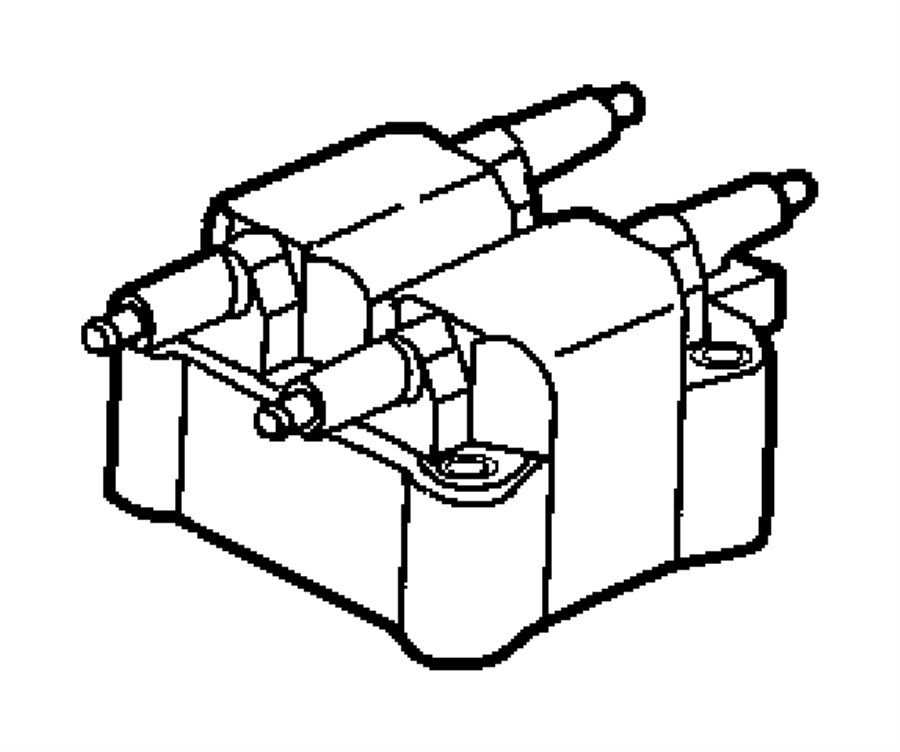 Dodge Neon Spark Plug Wire Set. All Models; 2.0L. Neon