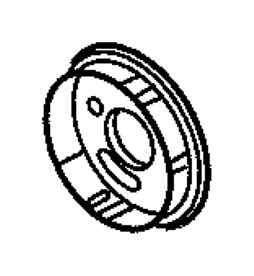 Dodge Stratus Camshaft. Gear. Timing. SPROCKET. Engine. 2