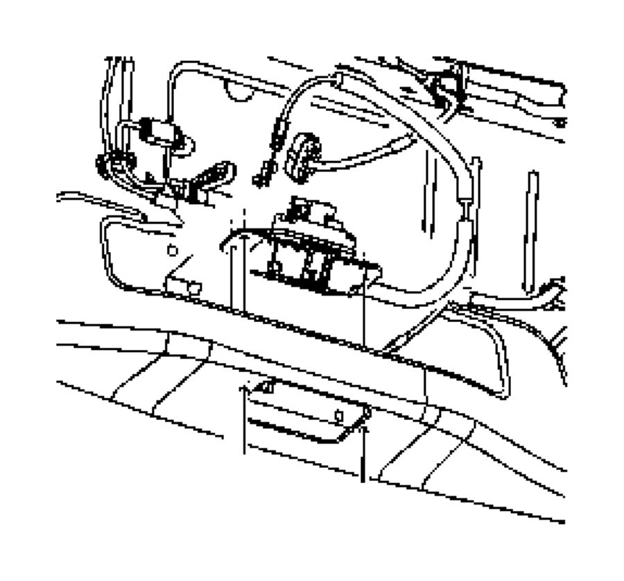 Jeep Grand Cherokee Lock. Latch. Liftgate. Trunk Actuator