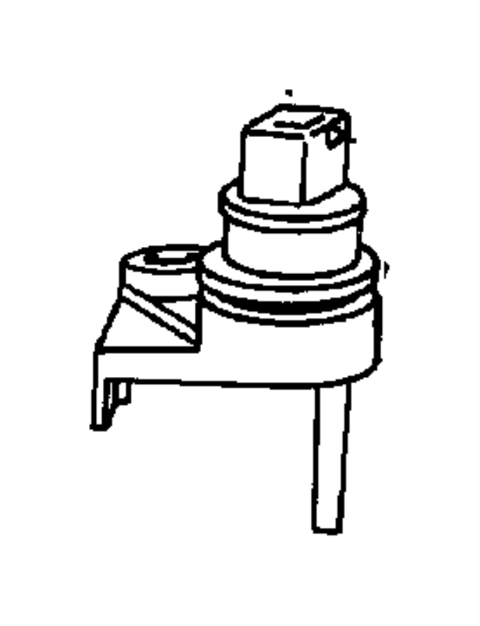 Chrysler Concorde Automatic Transmission Gear Position