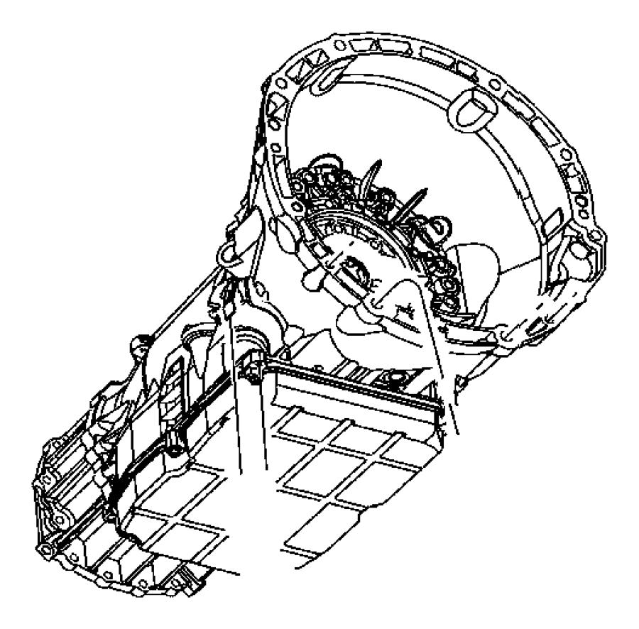Jeep Grand Cherokee Engine Mount Heat Shield. 3.7 LITER
