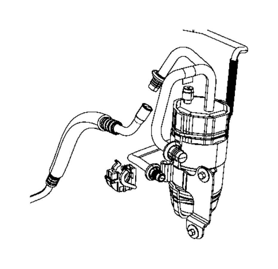 Dodge Ram 2500 A/c receiver drier. Conditioning. Drier
