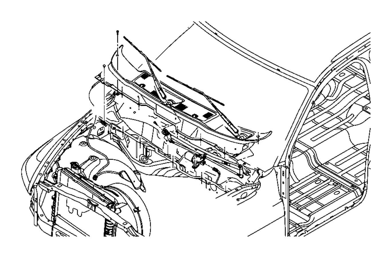 Dodge Ram 2500 Windshield Wiper Arm (Front). Windshield