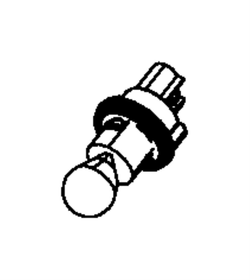 Dodge Dakota Tail Light Socket. Park, stop, signal. Stop