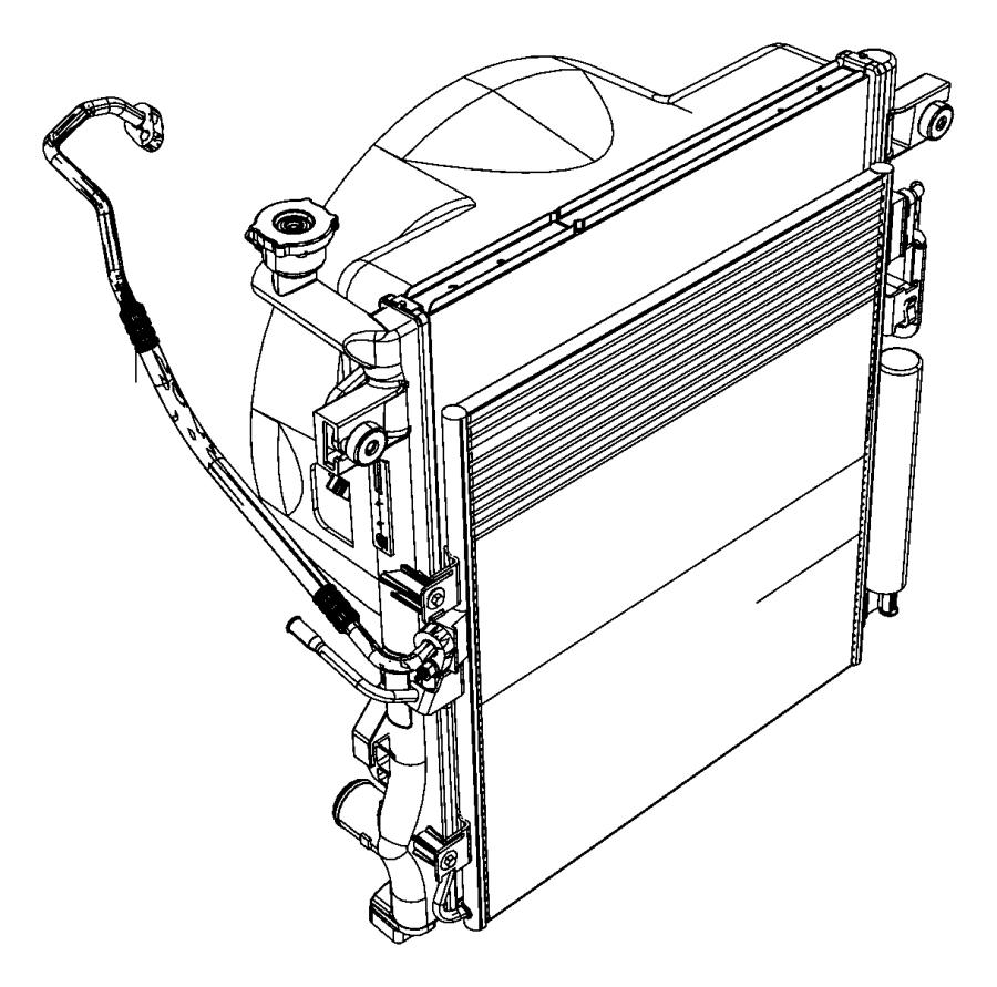 Jeep Liberty Conditioning. Liquid. Air. (A/C). Refrigerant
