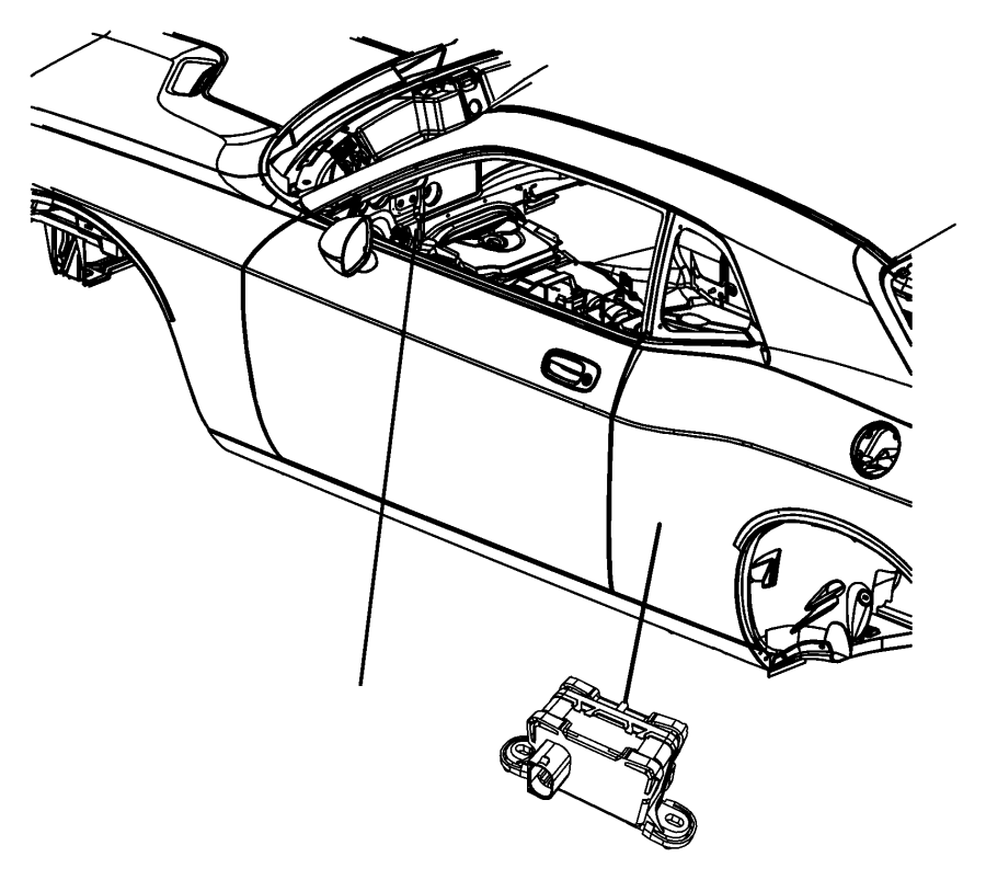 Dodge Charger Module. DYNAMICS. Electronic Stability