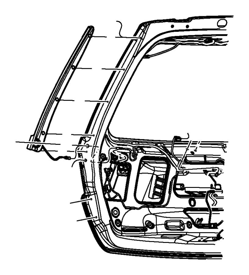 [DIAGRAM] 1996 Jeep Grand Cherokee Lift Gate Diagram FULL